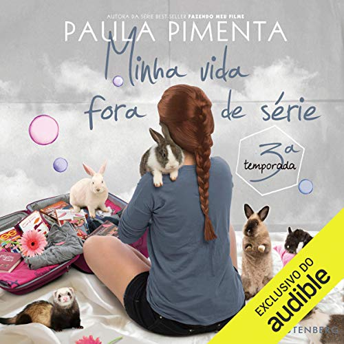 Minha Vida Fora De Serie - 3o Temporada audiobook cover art