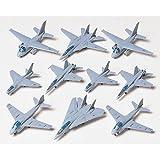Tamiya - Set de aviones para portaaviones EEUU (A) - Escala 1/350