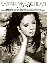 Mclachlan Sarah Piano Solo Pf Book