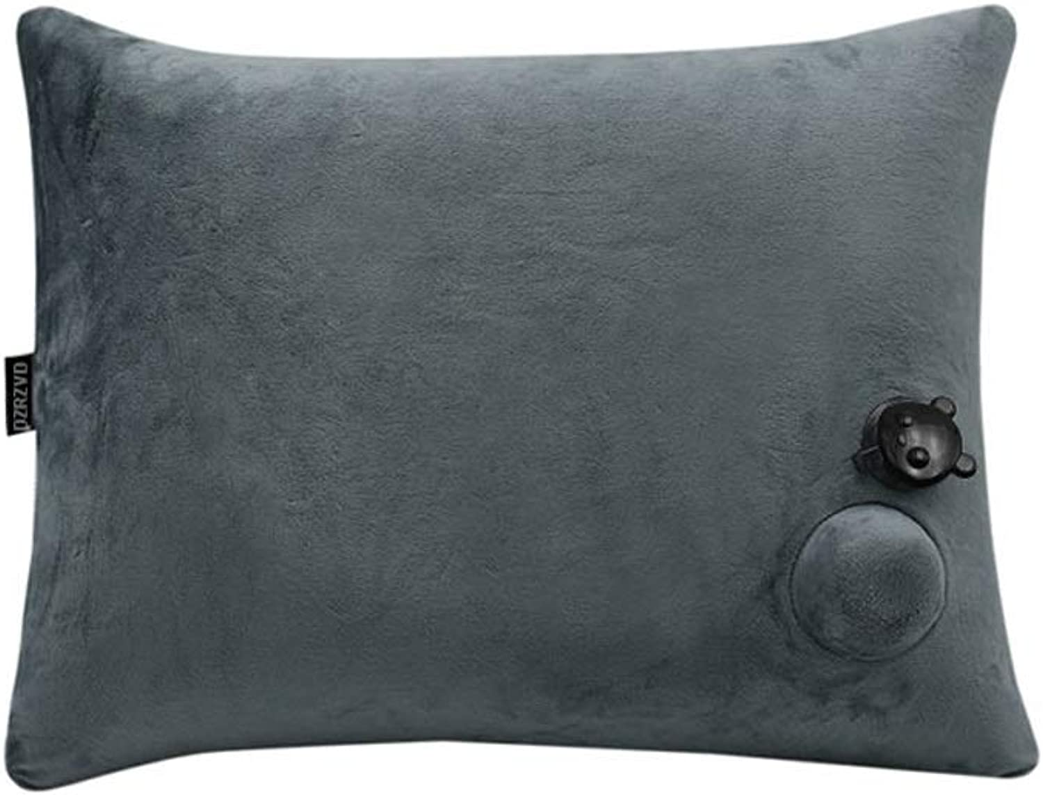 Inflatable Camping Pillow Lightweight and Comfortable Outdoor Pillows for Hiking, Backpacking, Camping, Hunting and Fishing (color   D)