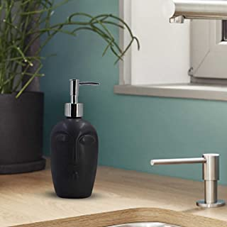 Kookee™ Ceramic Soap Dispenser Pump for Bathroom and Kitchen for Home, Hotel, Restaurant, Office Used to Refill Liquid Bat...
