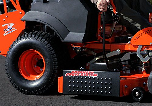 Advanced Chute System: Mower Discharge Shield - #ACS6000B