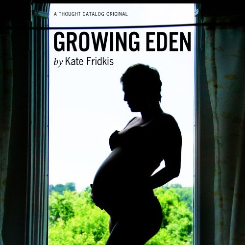 Growing Eden audiobook cover art