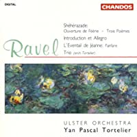 Sheherazade / Introduction & Allegro by Ravel