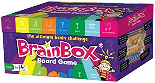 BrainBox Board Game - The ultimate brain challenge by The Grün Board Game Co.