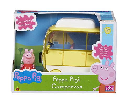 Peppa Pig Campervan Vehicle