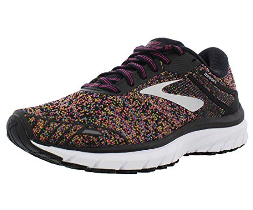 Brooks Women's Adrenaline GTS 18 Running Shoes Pink Size: 4 UK