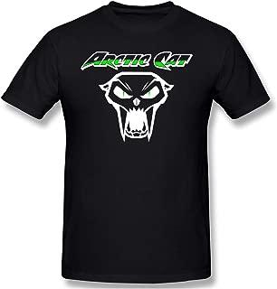 Mens Arctic Cat Skull Logo Classic T Shirt