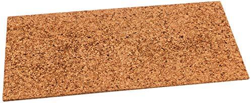 ITALFROM - Confezioni da 1 mq - Pannelli di Sughero da 1 cm a 6 cm - Isolamento Termico, Acustico per Tetti, Cappotti e Pavimenti (Conf. 1 mq da 1 cm)