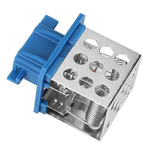 KSTE Resistencia Ventilador, De Metal del Motor del Ventilador Resistencia Ajuste Compatible with el P-e-u-g-e-o-t 206 C-i-t-r-o-e-n Xsara Picasso 6450EP 6450.EP