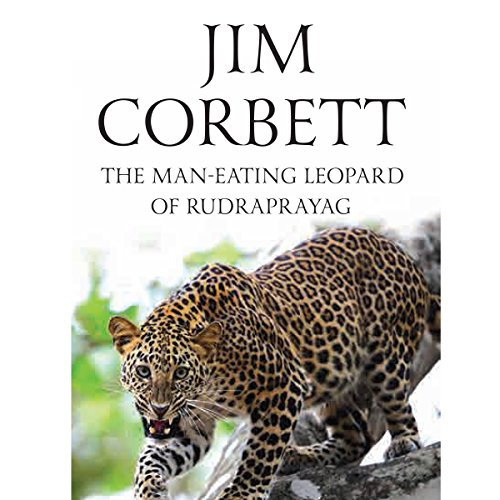 The Man-Eating Leopard of Rudraprayag cover art