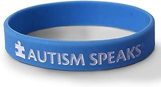 Autism Speaks Official Awareness Wristbands (bag/10)