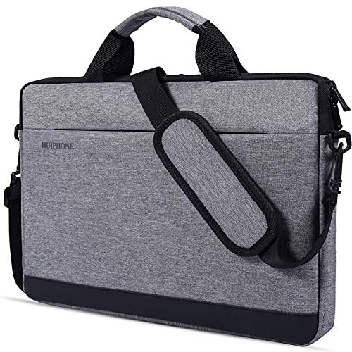 Venuy Bolsa de ombro para laptop de 15,6 polegadas, compatível com Acer Aspire E 15/chromebook 15, acer Predator Helios 300