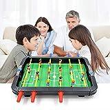 Watermelon Mini juego de fútbol de mesa de fútbol de mesa para la familia, juego de fútbol para interiores y exteriores, juego de fútbol portátil para niños, familia y fiesta