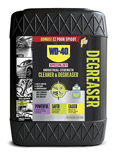 WD-40 Specialist Cleaner & Degreaser Non-Aerosol,...