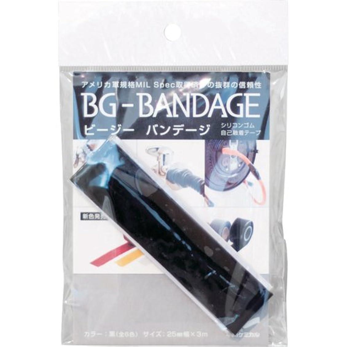 ティーンエイジャー格納みぞれバンガード ビージーバンデージ ブラック BGBADAGE1
