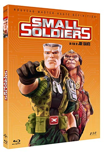 Small Soldiers [Francia] [Blu-ray]