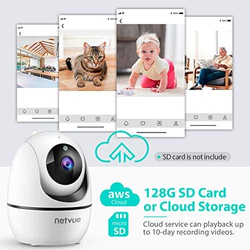 Dog Camera Netvue 1080P FHD