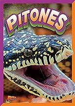 Pythons (Slithering Snakes) (Spanish Edition)