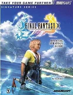 Final Fantasy X     **ISBN: 9780744001402**