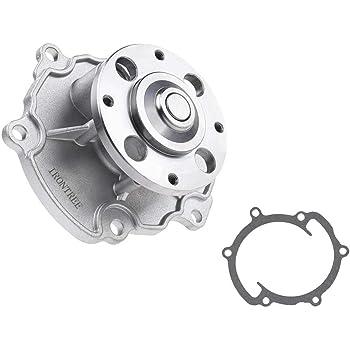 Premium Quality Engine Water Pump for 2008 Pontiac G8 3.6 Liter Engine Five Years Warranty