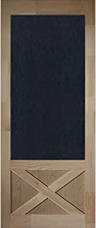Thompson Finger-Jointed Pine Screen Door (36x84)
