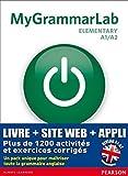 My Grammar Lab. Elementary Level (Longman Learners Grammar) by Diane Hall(2012-03-01)