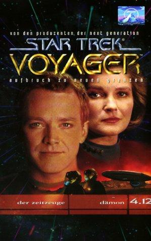 Star Trek Voyager 4.12: Der Zeitzeuge/Dämon