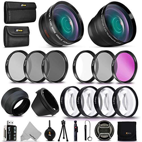 Professional 58MM Lens Attachmen...