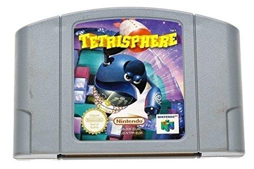 Tetrisphere (gebraucht) [nur Modul] N64
