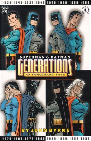 Superman & Batman: Generations, An Imaginary Tale (Elseworlds)