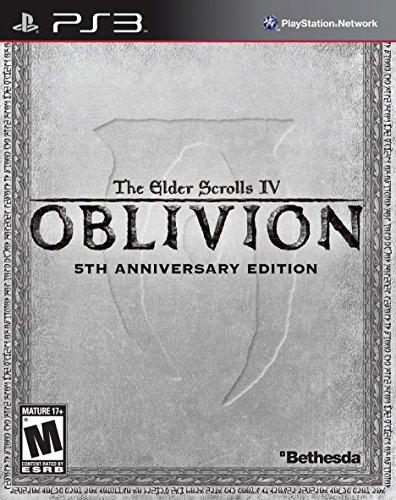 Bethesda The Elder Scrolls IV: Oblivion 5th Anniversary Edition, ENG [Importación inglesa]
