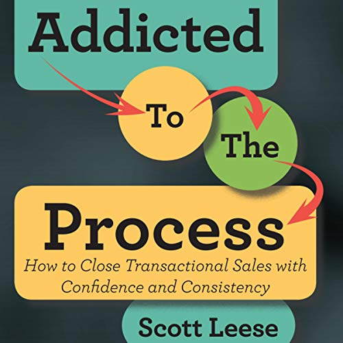 Addicted to the Process audiobook cover art