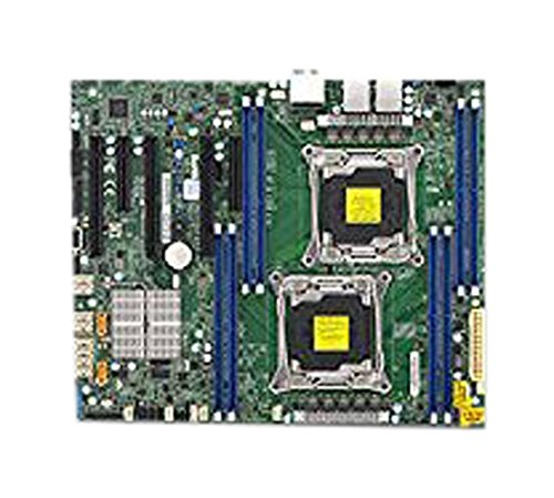 Supermicro Dual LGA2011, Intel C612, DDR4, SATA3 & USB3.0, A & 2GbE,...