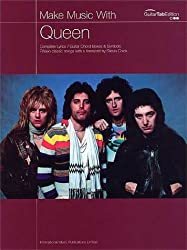 Partition : Queen Best Of Guit. Tab. (Collection Make Music)