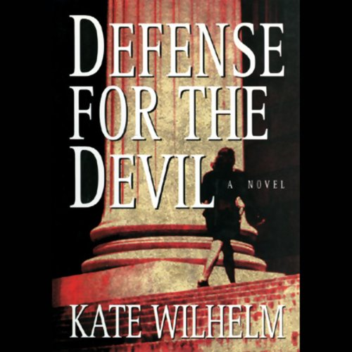 Defense for the Devil audiobook cover art