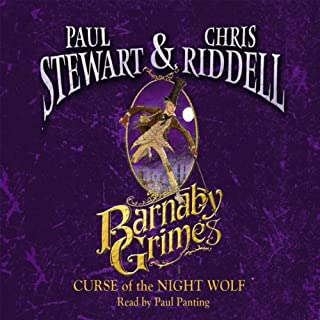 Curse of the Night Wolf cover art