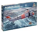 Italeri 2712–1: 48UH-134J helicóptero, vehículos