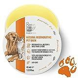 Bálsamo para Mascotas 100% Natural Regenerador - para Patas, Nariz y Piel - para Perros y Gatos 40ml