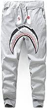 Unisex Sports Casual Sweatpants Men Trousers Athletics Sweatpants Shark Hoodie Jaw Shorts Rap Sweatpants