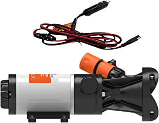 $158 » Sponsored Ad - Fleurapance Quick Release Portable DC 12V RV Yacht Sewer Waste Water Sewage Pump Macerator Easily Water Cle...