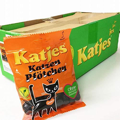 Katjes(カッチェス) カッチェン リコリスグミ 200g×20袋まとめ買いセット