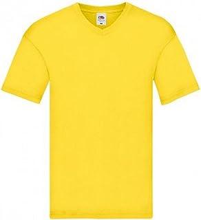 17a9ebb1 Amazon.co.uk: Yellow - Tops, T-Shirts & Shirts / Men: Clothing