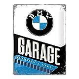 Nostalgic-Art Targa Vintage BMW – Garage – Idea Regalo...