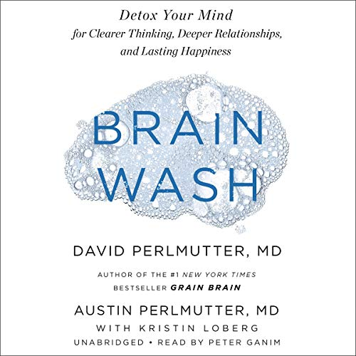 Brain Wash audiobook cover art