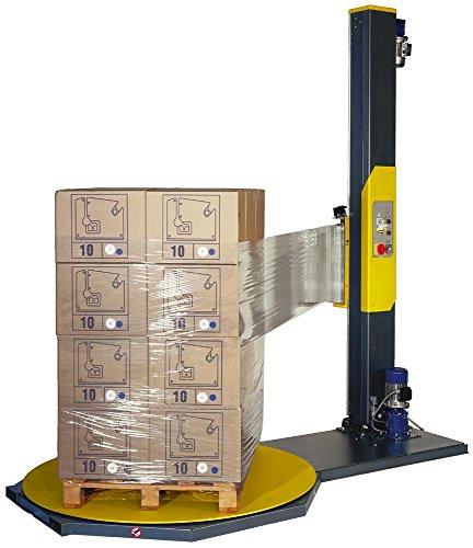 Stretchmaschine | Folienmaschine | Folien Verpackungsmaschine | Folien Stretchmaschine | Paletten Stretchmaschine