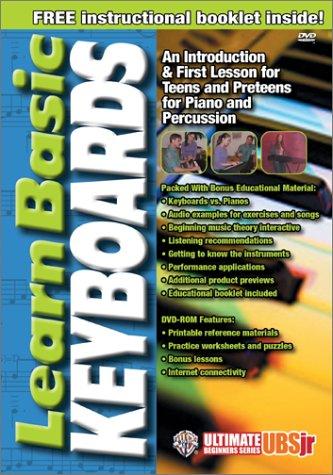 UBSJr. Learn Basic Keyboards (DVD) [UK Import]