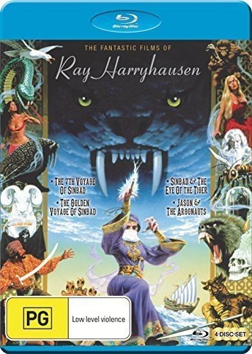 Fantastic Films of Ray Harryhausen [Blu-ray]