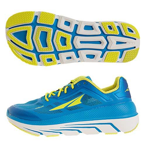 ALTRA Women's Duo Road Running Shoe, Blue - 12 M US