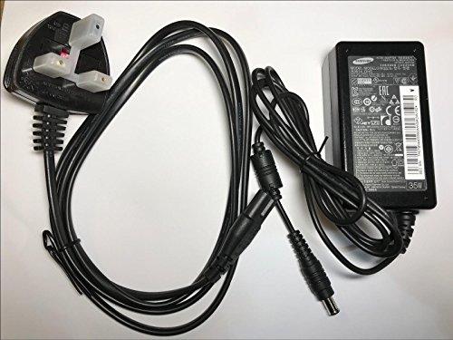 Ersatz für 14 V 1,78 A AC Adapter Netzteil 4 Samsung S24D340H LED Monitor